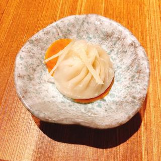 手づくり肉汁たっぷり小籠包(中国薬膳料理 星福)
