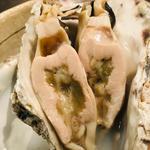 セル付き牡蠣