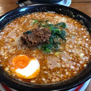 赤坦々麺(あづま屋 )