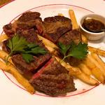 黒華牛ステーキ