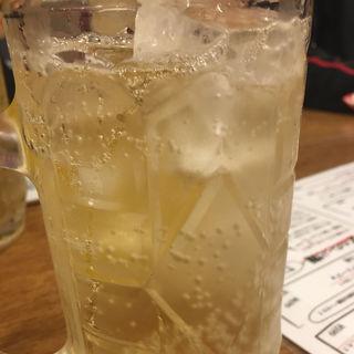 角ハイボール(東京MEAT酒場 浅草橋総本店 (トウキョウミートサカバ))