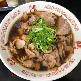 中華そば 肉多目(新福菜館 大津京店 )