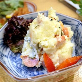 ポテトサラダ(須賀乃湯)