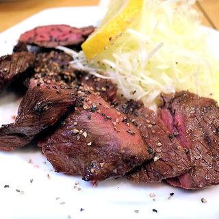 牛ハラミステーキ(須賀乃湯)