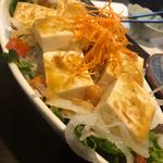 豆腐サラダ(旬味旬菜 大和)