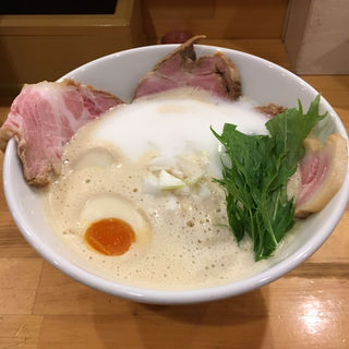 特製ふく流らーめん(ふく流らーめん 轍 本町本店 (ワダチ))