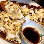 海鮮チーズチヂミ(旬味旬菜 大和)