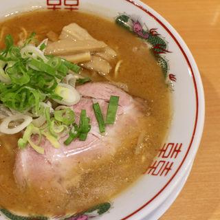 醤油ラーメン(らーめん紫雲亭)
