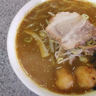カレーラーメン/味噌(さっぽろっこ 東室蘭西口店 )