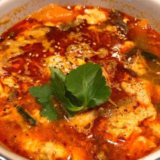 カルビスープ(牛兵衛 草庵  東京ドーム店 )