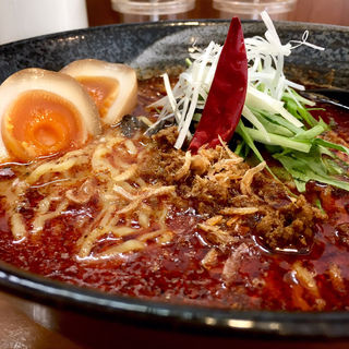 超激辛担々麺(蜀香 担担麺)