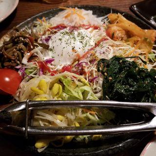 極味やサラダ(極味や 藤崎店 (キワミヤ))
