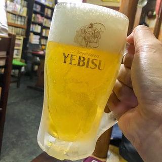 中ジョッキビール(しのざき )