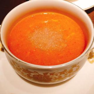 蟹卵入り燕の巣スープ(四川 (シセン))