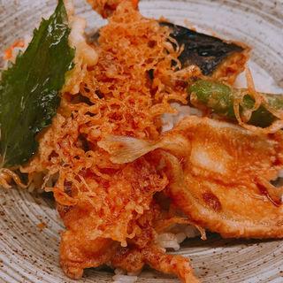 天丼(天ぷら やす田)