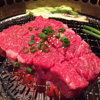 赤身肉ステーキ(アリラン飯店 大川 鹿児島店 )