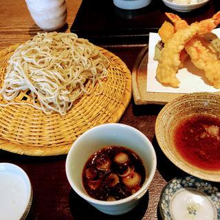天盛り蕎麦(蕎 ふるやま (そばふるやま))