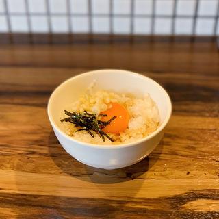 TKG 卵かけご飯(麺処 まるよし)