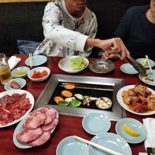 お得なお肉の盛り合わせ(味楽来 (ミラクル))