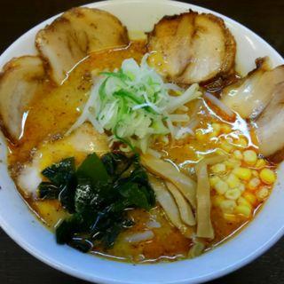 味噌ラーメン(味噌一 一之江店 (みそいち))