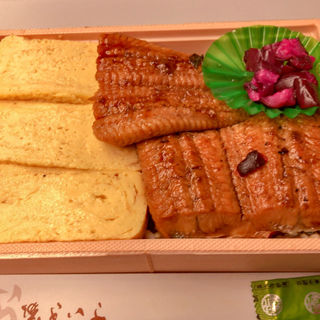 鰻だし巻弁当(大徳寺 さいき家)