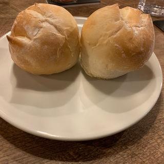 自家製パン  ソフト系(イタリアンカフェ&レストランBAMBINO)