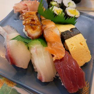 にぎり定食(美幸寿司 )