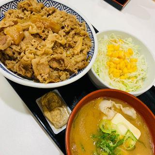 牛丼(吉野家 根津店 )