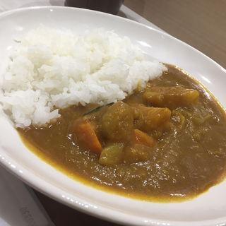 野菜カリー サラダセット(アールエフワン ベジテリア ルミネ立川店)
