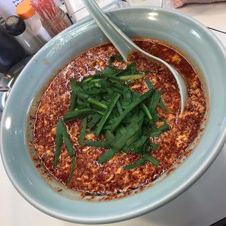 タンタン麺 ニラ増し めちゃ辛(元祖ニュータンタンメン本舗 根岸店)