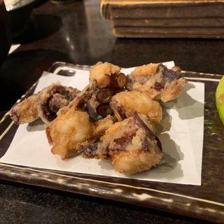 タコの唐揚げ(魚と酒 はなたれ 横浜鶴屋町店 )