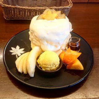 実(みのり)パンケーキ(茶香 (チャカ))