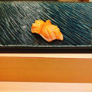 赤貝の握り(鮨  佐和)