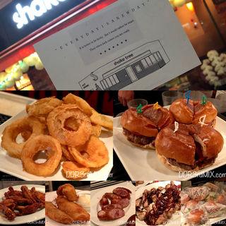 チキンウイング(シェイクツリー バーガー&バー (shake tree burger&bar))