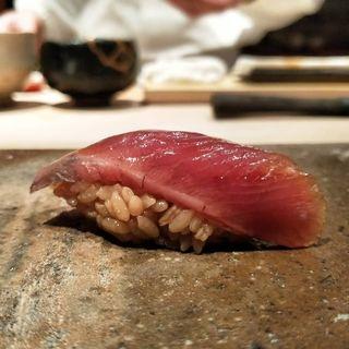 まぐろ(菊鮨)