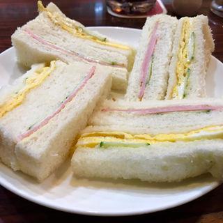 サンドイッチセット(スメル )