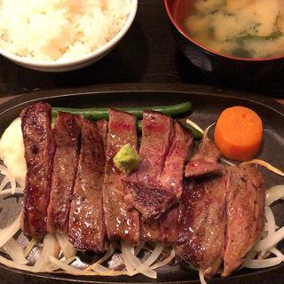 ハラミステーキ(牛庵 (ギュウアン))