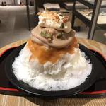 和栗とみたらしあん 柚子マーマレードクリーム(コビ コーヒー ボックス (COBI COFFEE box))