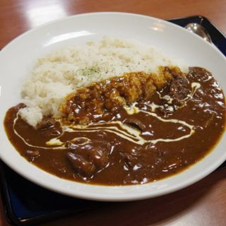 牛たんハヤシライス(牛たん麦めし屋 梵天丸 (ぼんてんまる))