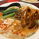 坦々ラーメン 赤麺