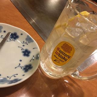 角ハイボール(文字屋)