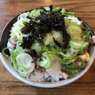 チャーシュー丼(まよさわ)