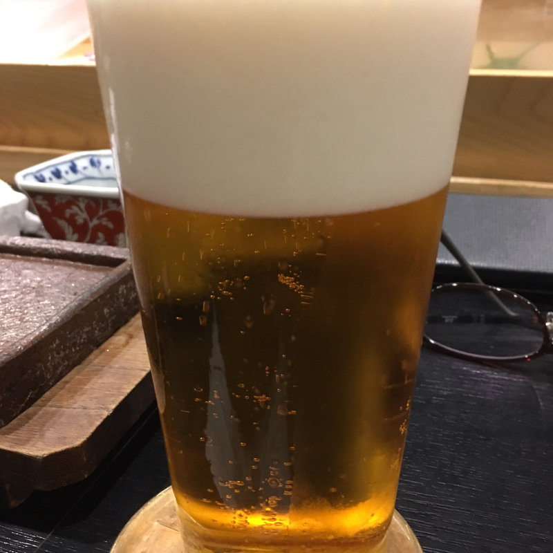 生ビール(マスターズドリーム)