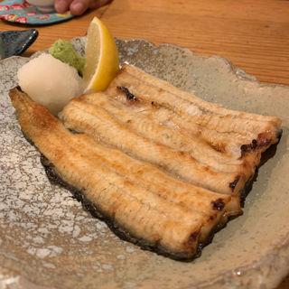 鰻 白焼き(とり吉 )