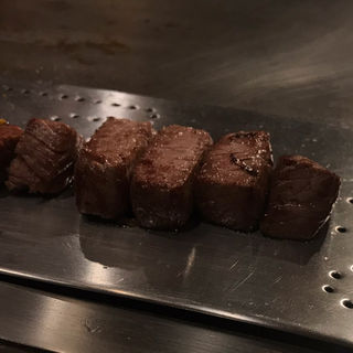 黒毛和牛ショートコース(テッパンステーキハウス 青山 (Teppan Steak House 青山))