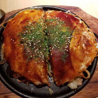 納豆&チーズ 辛麺変更(RYU)