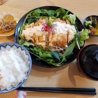 チキン南蛮定食(Dining BONKURA(ボンクラ))
