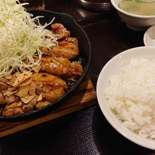 トンテキ(肉食堂 最後にカツ )