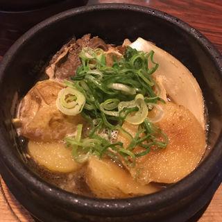 牛すじ肉じゃがバター(甘太郎 上大岡店)