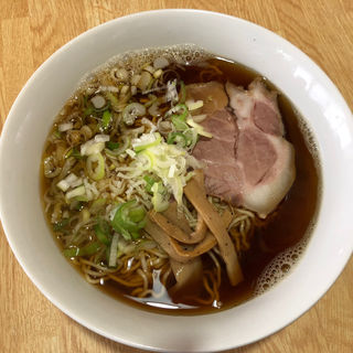 最高の中華(細麺)(鐡二代目)